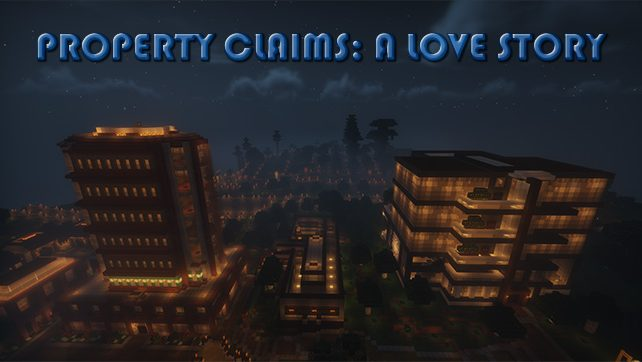 Property Claims: A Love Story
